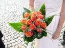 Ukázka svatební vazby 2